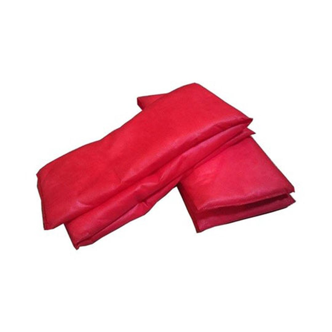 red hydrosnake folded