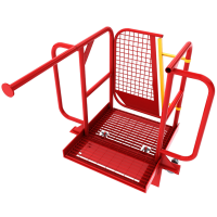 Animated image of Laddersafe