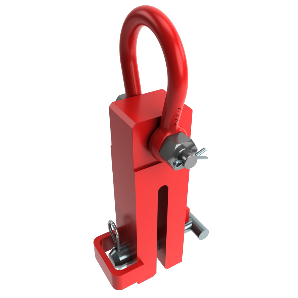 3d image of mgf extractor