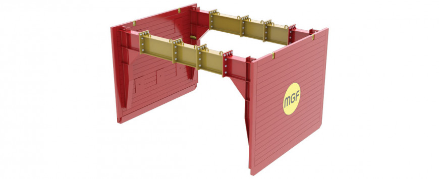MGF Launches a New Trench Box System, 'Utility Trench Box'