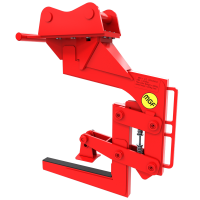 MGF red pipe lifter