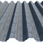 Animation of MGF GU18N Sheet Pile