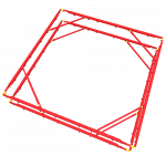 T700 Hydraulic Brace 3D image