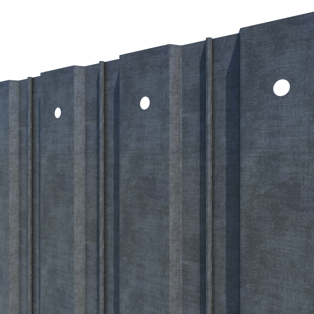 Animation of MGF L8 trench sheet