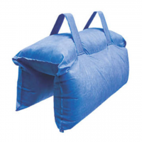 blue hydrosack with lifting handles