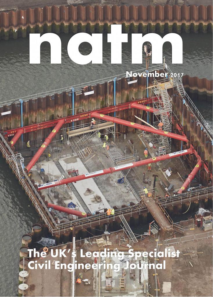 NATM November 2017 front cover