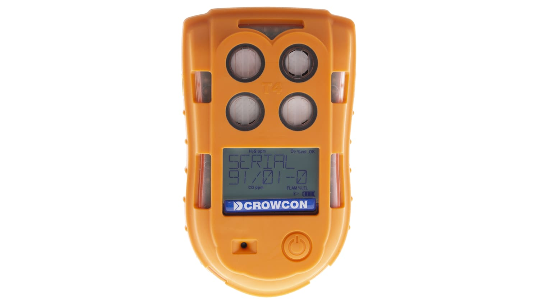 crowcon t4 gas detector