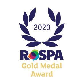 ROSPA-2020 award logo