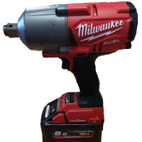 Battery-Impact-Wrench