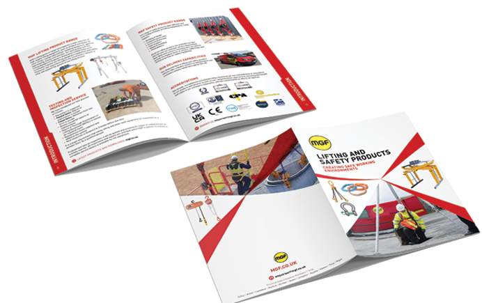 MGF Lifting and Safety Brochure