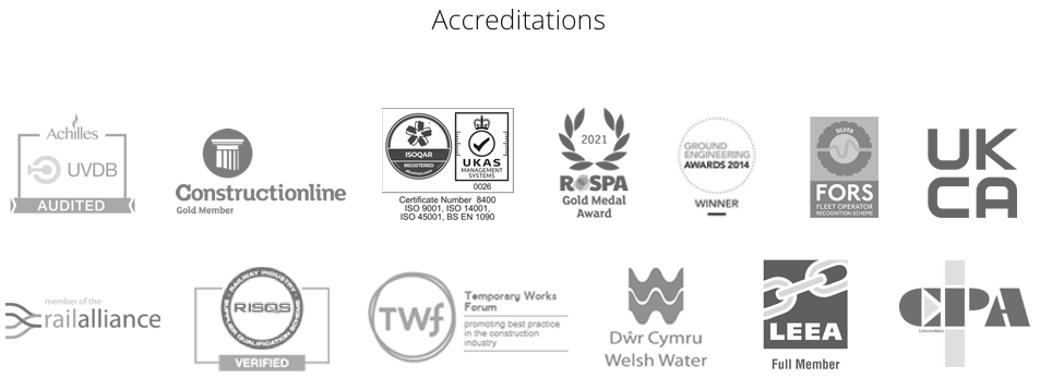MGF accreditations