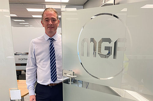 Mark Smith joins MGF