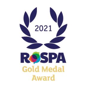 2021 ROSPA logo